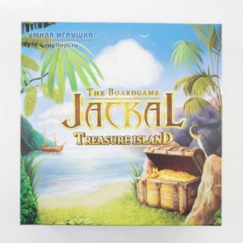 Правила настольной игры «Шакал: Остров сокровищ»
