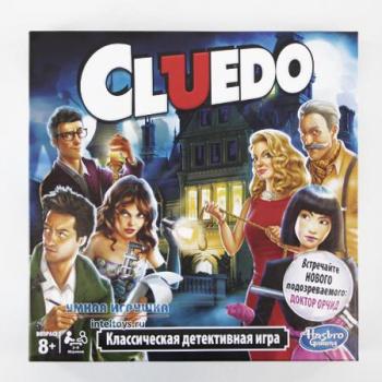 Правила настольной игры «Cluedo»