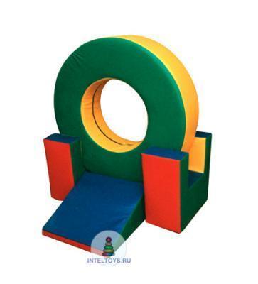 Спортивно-игровой набор для детей (с кольцом), Темп-НН