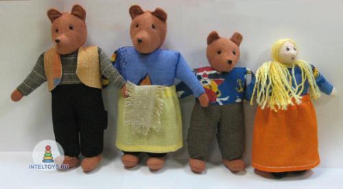 Шагающий театр «Три медведя», Наивный мир