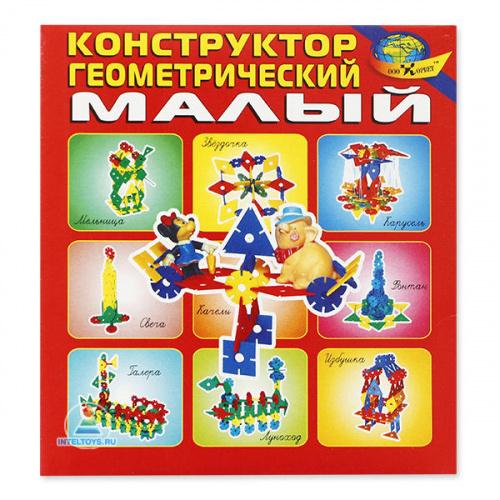 Конструктор геометрический Корвет (малый)