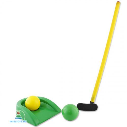Мини-гольф, игра