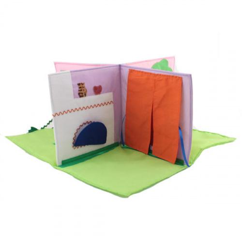 Декорации для домашнего детского театра