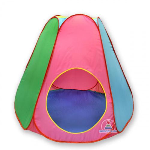 Палатка детская игровая «Ромашка», Снегирь