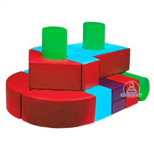 Детский игровой набор «Пароход-трансформер»
