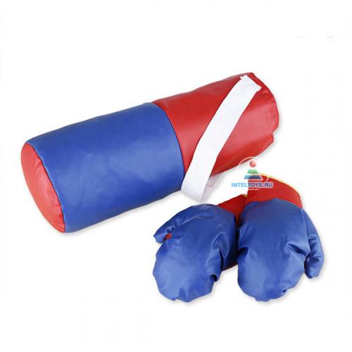 Боксерский набор №1 (1 пара перчаток, 1 груша большая)