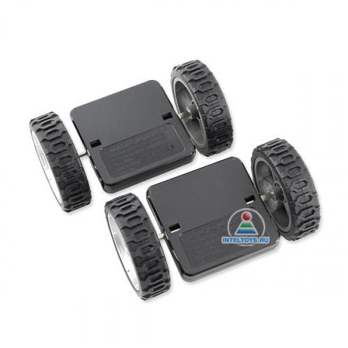 Колеса для конструктора Magformers (Магформерс), 4 шт. в коробке