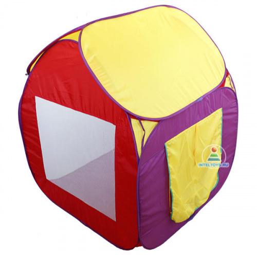 Игровая палатка для детей «Сирень»