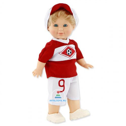 Кукла фабрики Весна «Митя Футболист», озвученная