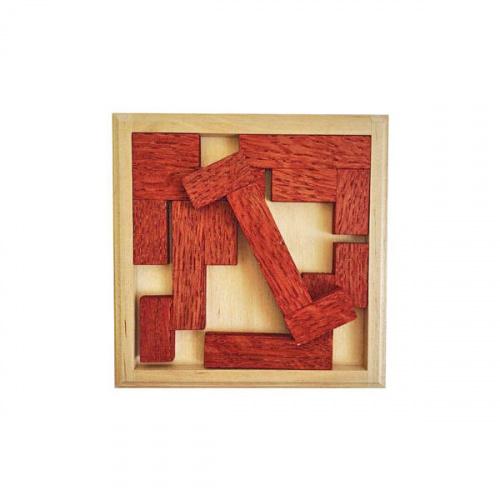 Головоломка деревянная «Пятый лишний»