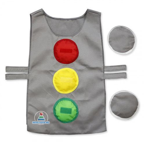 Костюм светофора детский