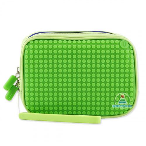 Пиксельная сумка Canvas Handbag, Upixel (Юпиксель), зеленый