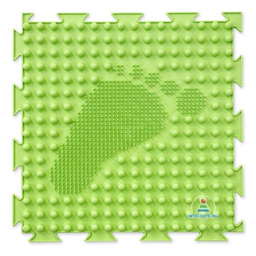 Массажный модульный коврик ОРТО «Елочка» (мягкий), 1 модуль