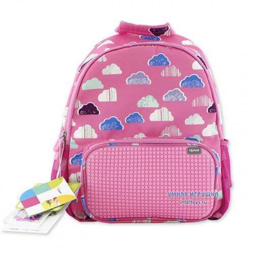Детский рюкзак Upixel (Юпиксель) (розовый с рисунком)