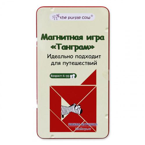 Игра «Танграм магнитный», The Purple Cow (Перпл Кау)