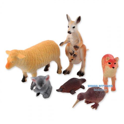 Набор Играем вместе «Животные Австралии» (6 штук)