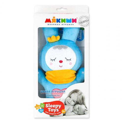 Игрушка Sleepy Toys «Спящий зайка», Мякиши