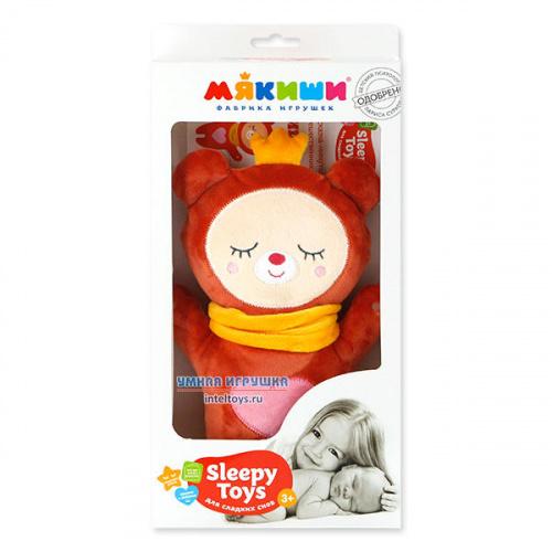 Игрушка Sleepy Toys «Спящий мишка», Мякиши