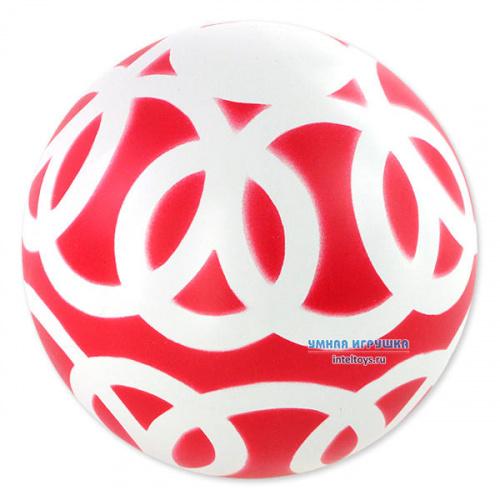 Мяч из резины для детей (диаметр 15 см), Джампа