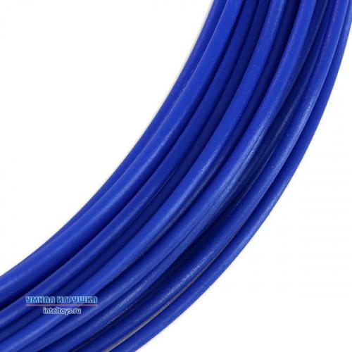 Синий PLA пластик, 10 метров, UNID (Юнид)