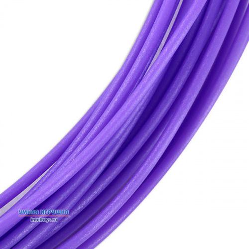 Фиолетовый PLA пластик, 10 метров, UNID (Юнид)