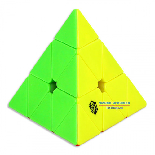 Головоломка MoFangGe X-Man Pyraminx Magnetic BELL, QiYi (Киви)