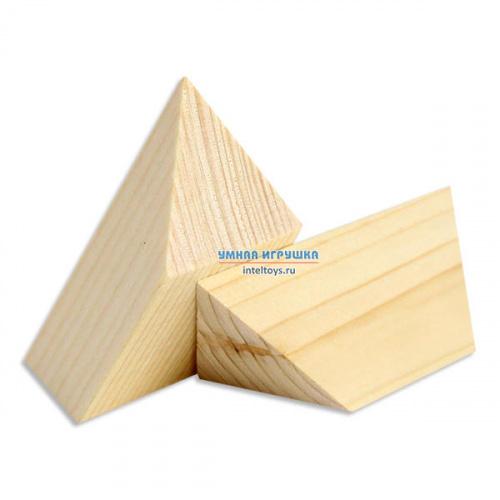 Деревянная головоломка «Пирамида», Планета головоломок