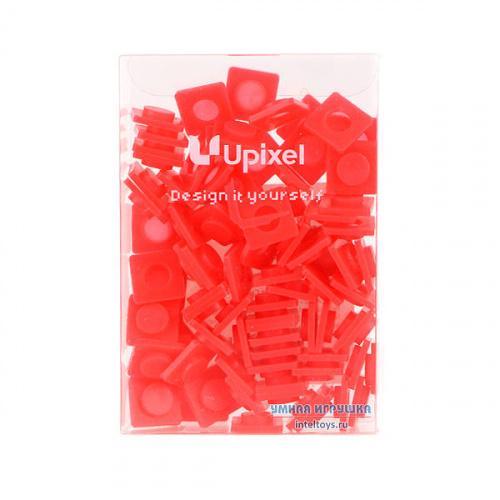 Большие пиксельные фишки (красный цвет), Upixel (Юпиксель)