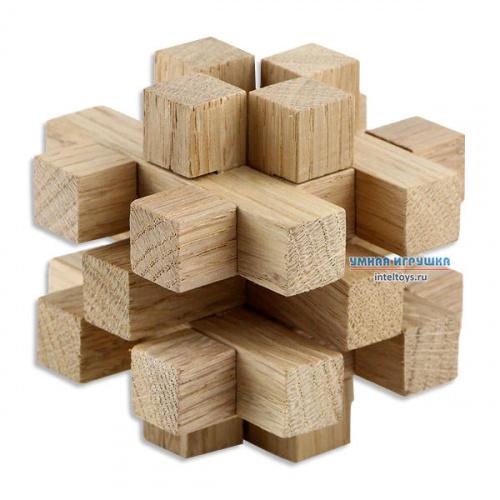 Деревянная головоломка «Узел Альтекрузе», Планета головоломок
