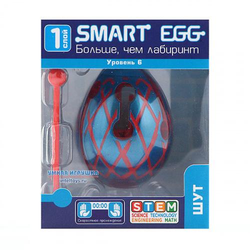 3D-головоломка Smart Egg «Шут», 6 уровень, Эгг