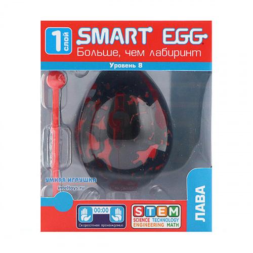 3D-головоломка Smart Egg «Лава», 8 уровень, Смарт Эгг