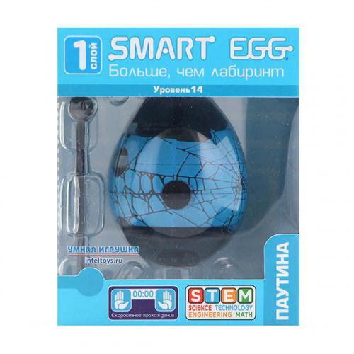 3D-головоломка Smart Egg «Паутина», 14 уровень, Смарт Эгг