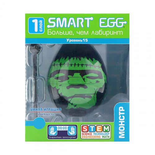 3D-головоломка Smart Egg «Монстр», 15 уровень, Смарт Эгг