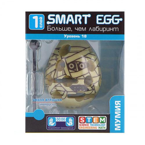 3D-головоломка Smart Egg «Мумия», Смарт Эгг