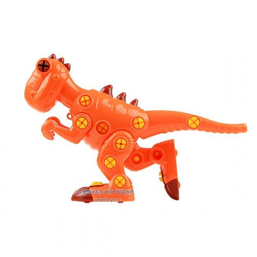 Конструктор «Тираннозавр», 40 элементов, Полесье