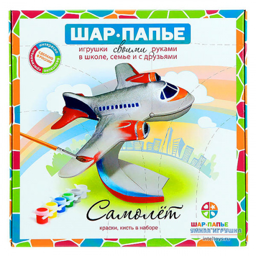 Игрушка ШАР-ПАПЬЕ «Самолет»