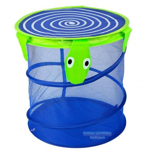 Корзина для хранения игрушек «Черепаха», Bondibon (Бондибон)