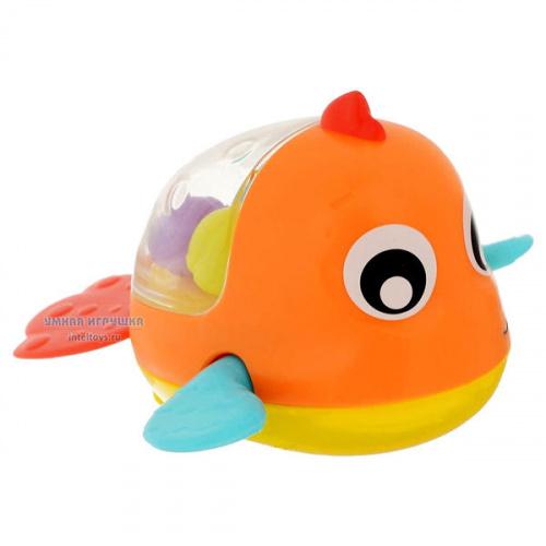 Игрушка для ванны «Рыбка» (в ассортименте), Playgro (Плейгро)