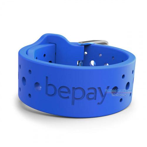 Браслет Bepay с NFC детский (синий), Бипэй