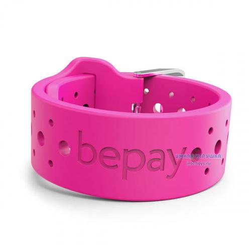 Браслет Bepay с NFC детский (розовый), Бипэй