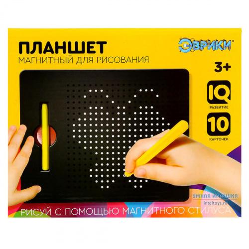 Обучающий планшет «Магнитное рисование», Эврики, 380 отверстий