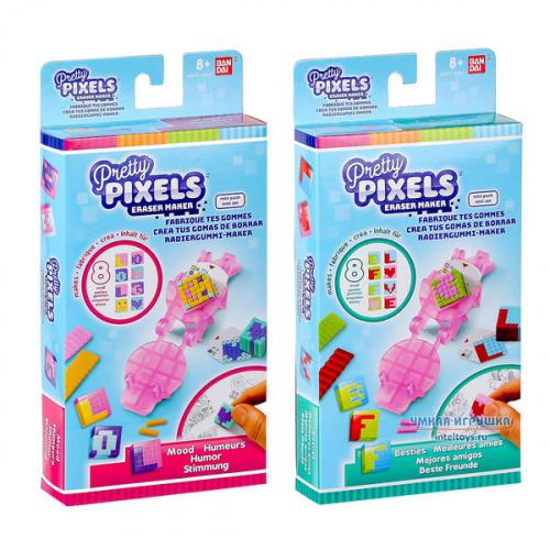 Набор «Лучшие друзья – Студия для создания ластиков», Pretty Pixels (в ассортименте)