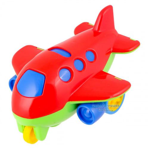 Игрушка «Инерционный самолетик», Полесье