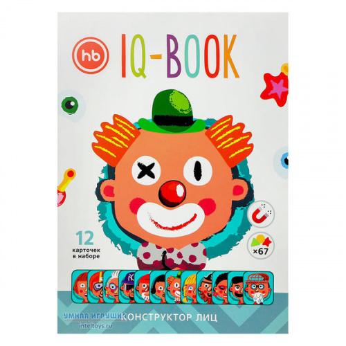Магнитный набор «IQ-BOOK», Happy Baby (Хэппи Бэби)