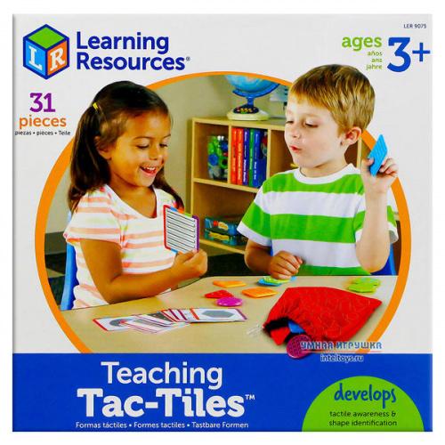 Набор Learning Resources «Тактильные плитки»