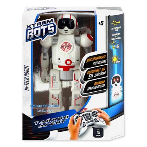Интерактивный робот «Тайный агент Xtrem Bots», Longshore Ltd (Лонгшор Лтд)