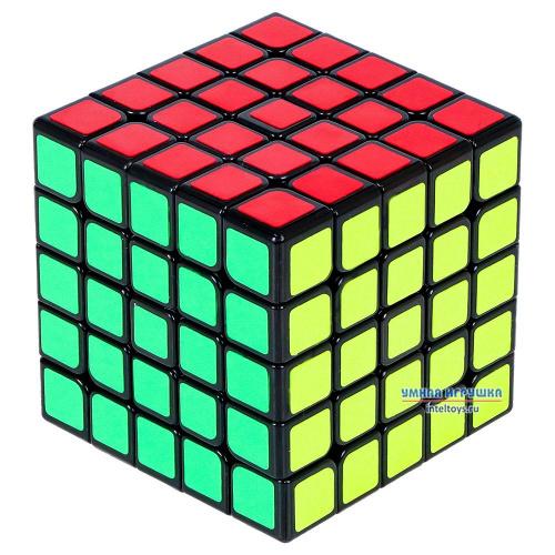 Черный кубик YuXin 5x5х5, Юксин