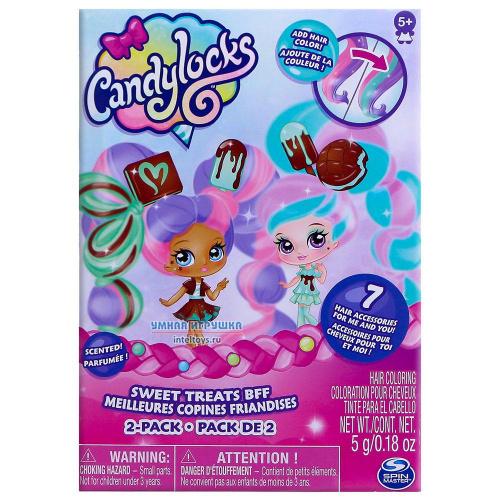Игровой набор Candylocks №1 «Сахарная милашка», Spin Master (Спин Мастер)