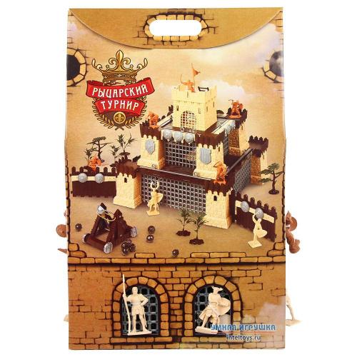 Игровой набор с крепостью «Рыцарский турнир», Биплант