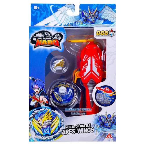 Волчок Инфинити Надо «Ares Wings» (Ориджинал), Infinity Nado